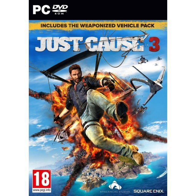 Just Cause 3 (DVD-ROM)