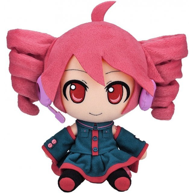 Nendoroid Plus Plush Series 50: Kasane Teto