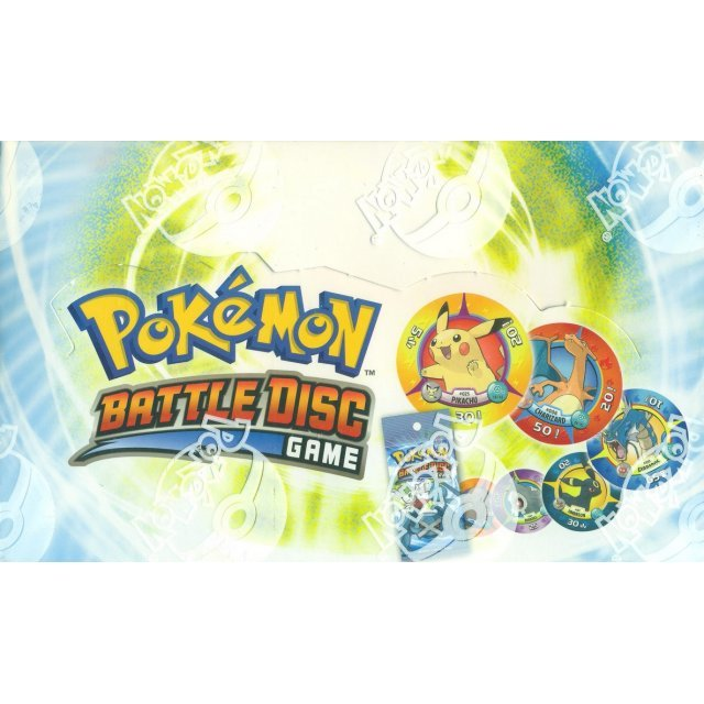 Pokemon Battle Disc Game Booster Pack