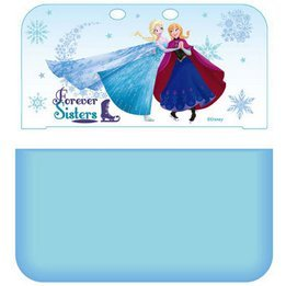 Soft Cover for New Nintendo 3DS LL (Anna & Elsa)