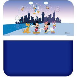 Soft Cover for New Nintendo 3DS LL (Mickey & Friends)