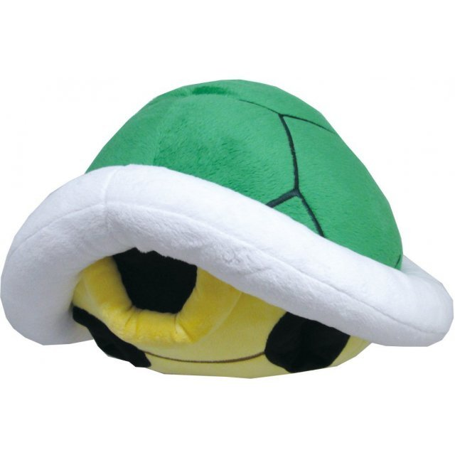 Super Mario Cushion: Green Shell