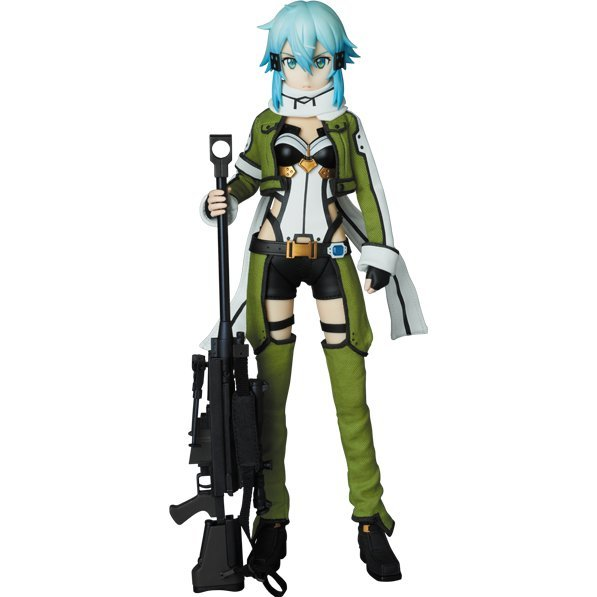 Sword Art Online II Real Action Heroes No. 698: Sinon