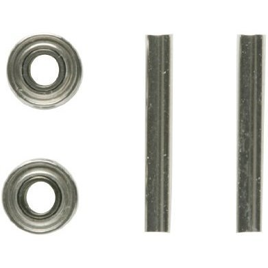 Mini 4WD: Grade Up Parts GP347 Pro Gear Bearing Set MS Chassis