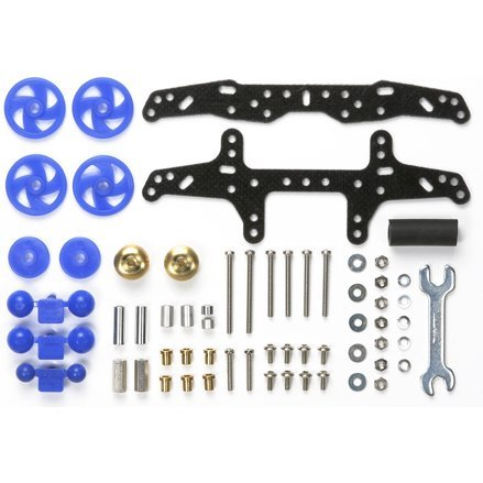 Mini 4WD Grade Up Parts:GP435 First Try parts Set