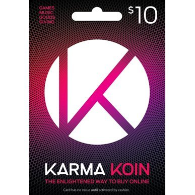 Karma Koin (USD 10) Digital