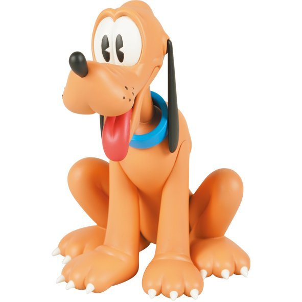 Ultra Detail Figure Disney: Standard Characters Pluto