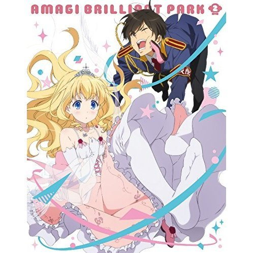Amagi Brilliant Park Vol.2 [Limited Edition]