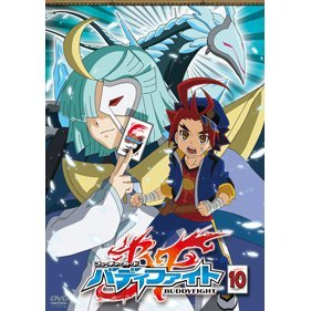 Future Card Buddyfight Vol.10