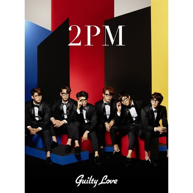 Guilty Love [CD+DVD Limited Edition Type A]