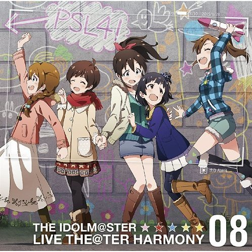 Idolm@ster - The Idolm@ster Live The@ter Harmony 08