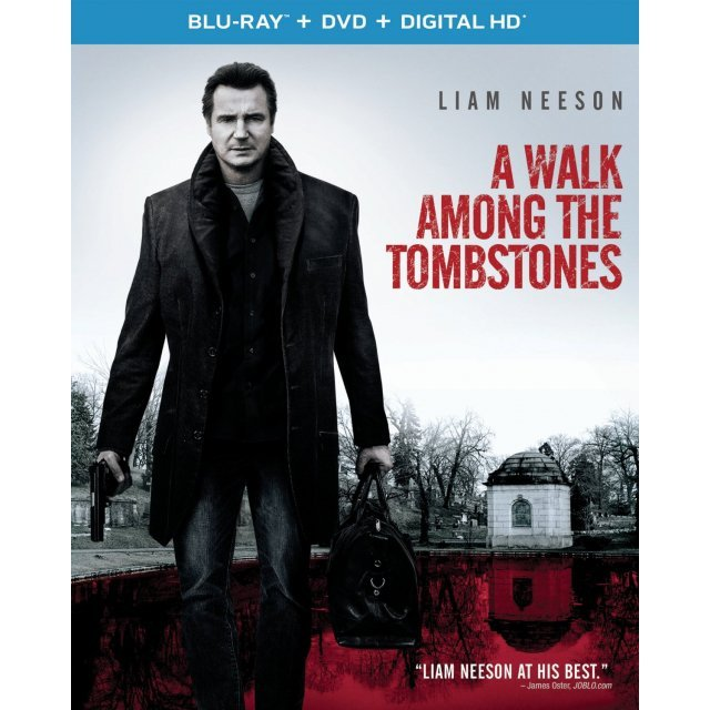 A Walk Among the Tombstones [Blu-ray+DVD+UltraViolet]