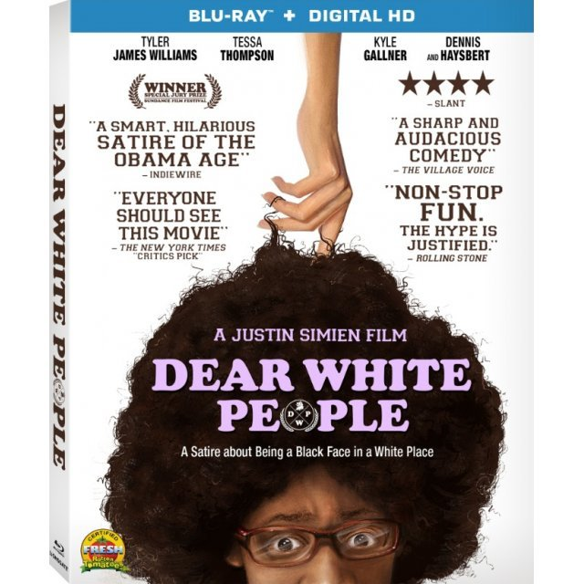 Dear White People [Blu-Ray+Digital HD]