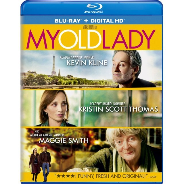 My Old Lady [Blu-ray+Digital HD]