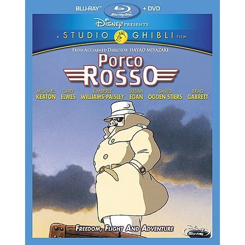 Porco Rosso [Blu-ray+DVD]