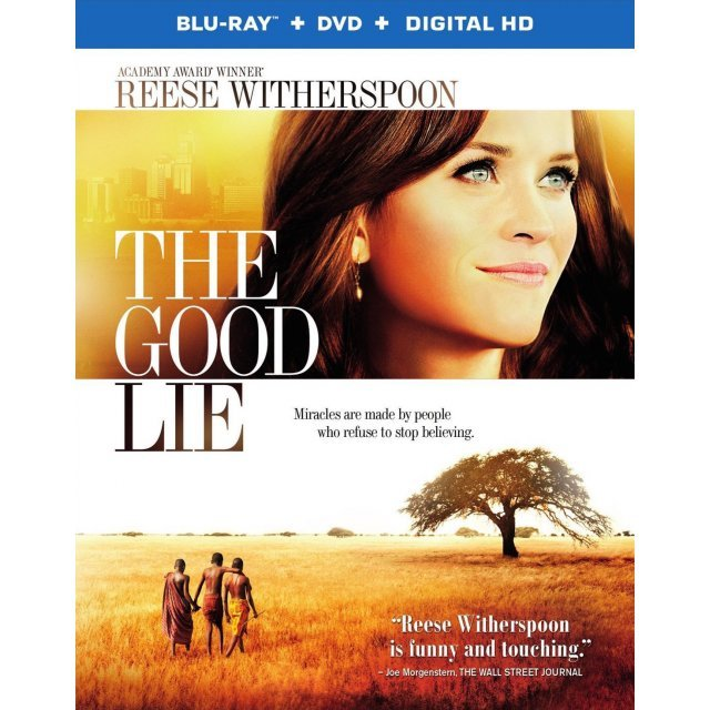 The Good Lie [Blu-ray+DVD+UltraViolet]