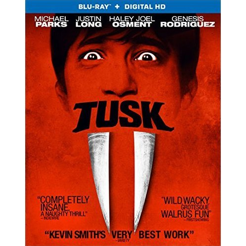 Tusk [Blu-ray+Digital HD]
