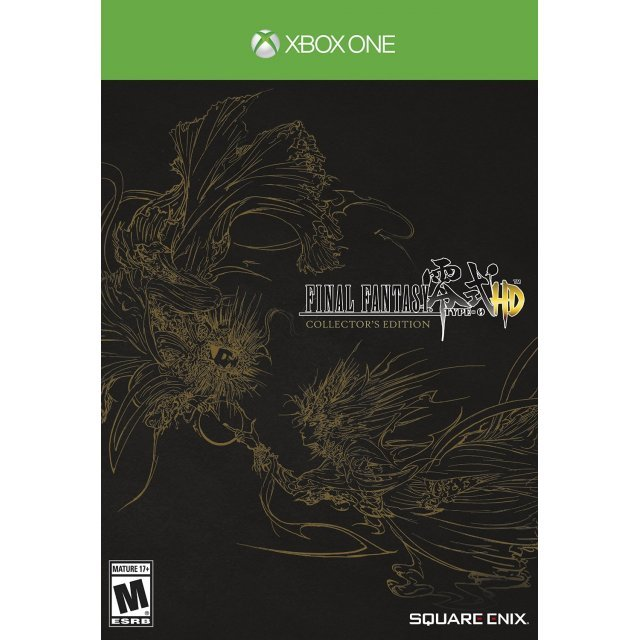 Final Fantasy Type-0 HD (Collector's Edition)
