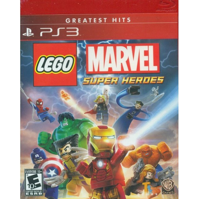 LEGO Marvel Super Heroes (Greatest Hits)