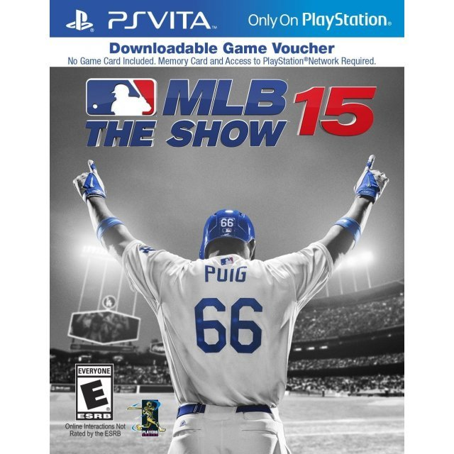 MLB 15: The Show (Game Voucher Code)