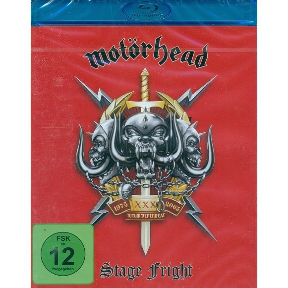 Motorhead: Stage Fright