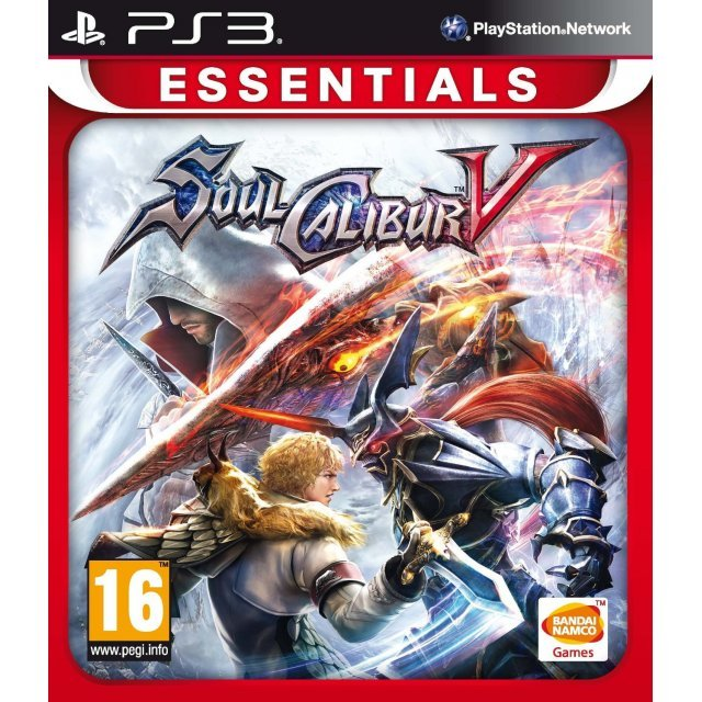 SoulCalibur V (Essentials)