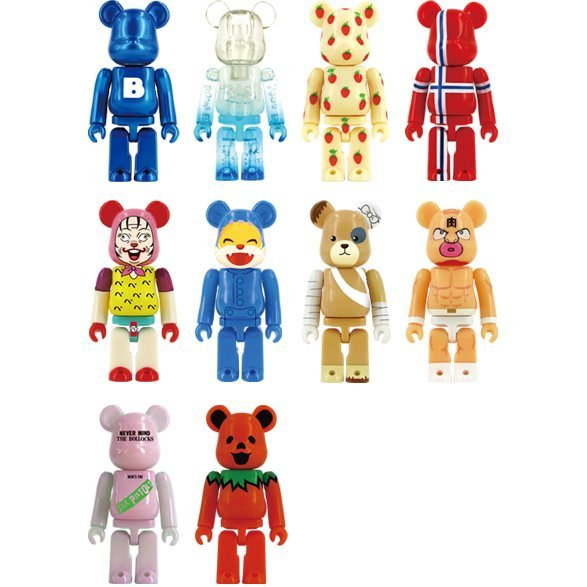 Be@rbrick Series 29 (Set of 10 pieces)