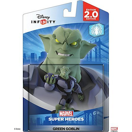 Disney Infinity Marvel Super Heroes (2.0 Edition) Figure: Green Goblin