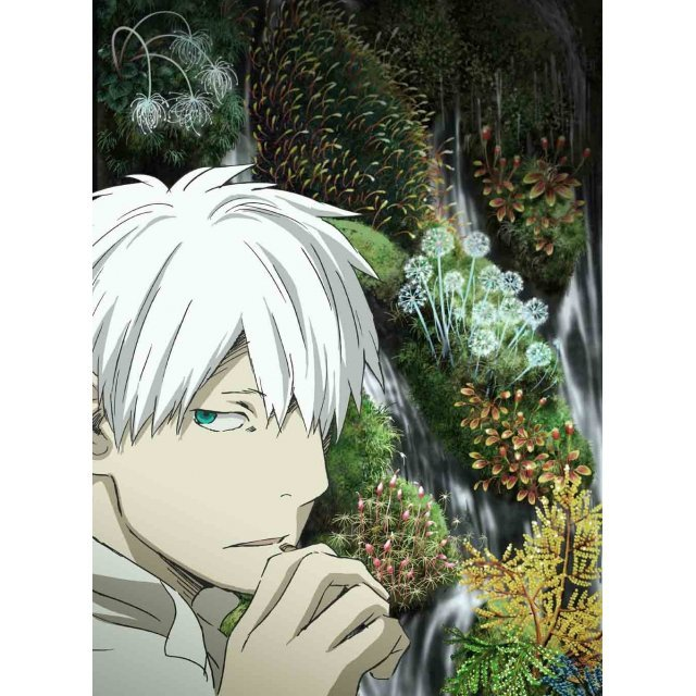 Mushishi Zokusho Vol.4 [DVD+CD Limited Edition]