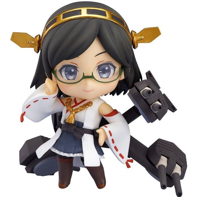 Nendoroid No. 491 Kantai Collection: Kirishima