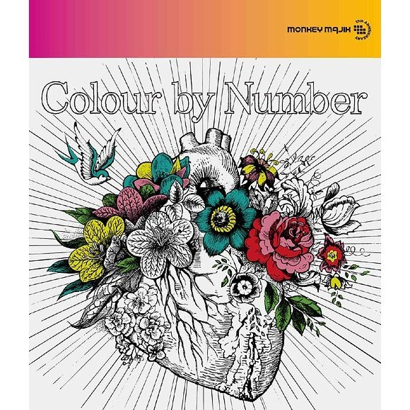 Colour By Number [CD+DVD]