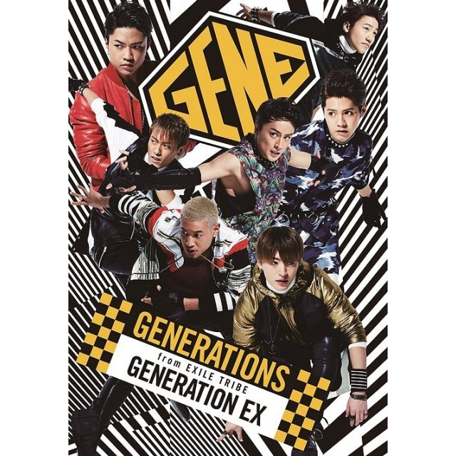 Generation Ex [CD+DVD]