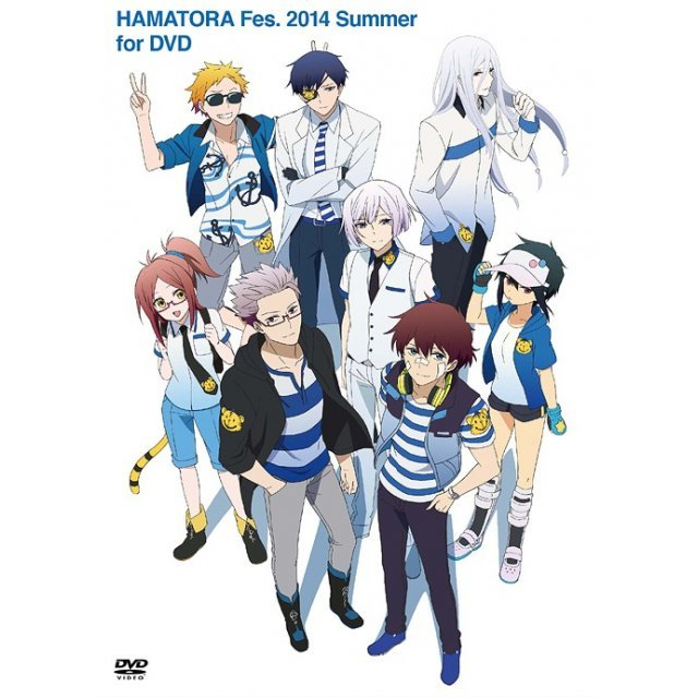 Hamatora Fes. 2014 Summer For Dvd