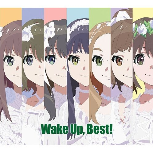 Wake Up Best [2CD+Blu-ray]