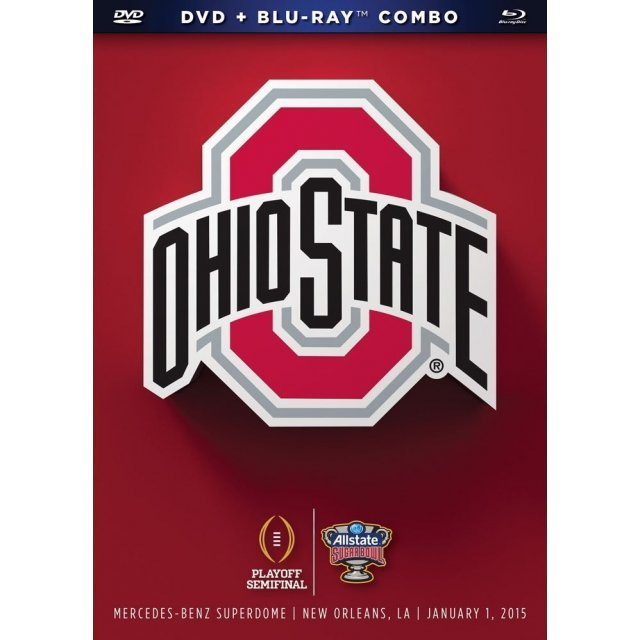 2015 Allstate Sugar Bowl [Blu-ray+DVD]