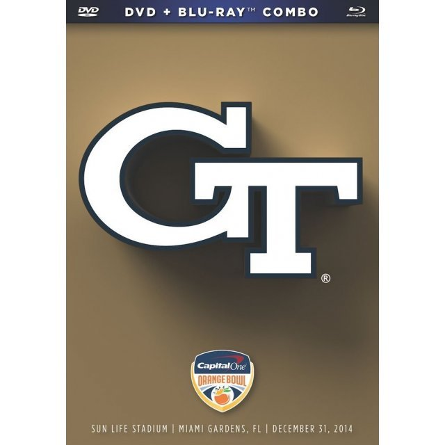 2015 Capital One Orange Bowl [Blu-ray+DVD]