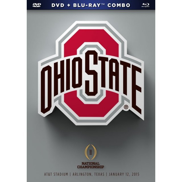 2015 National Championship [Blu-ray+DVD]