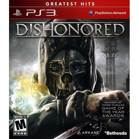 Dishonored (Greatest Hits)