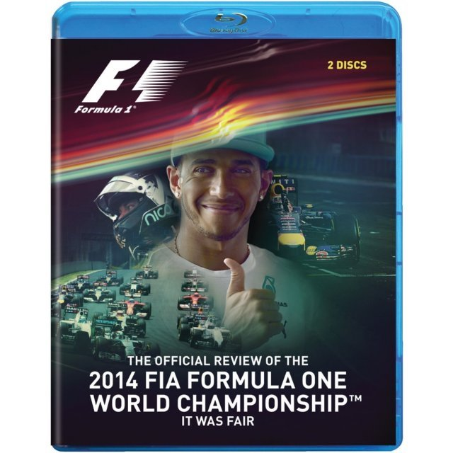 Formula One Review 2014