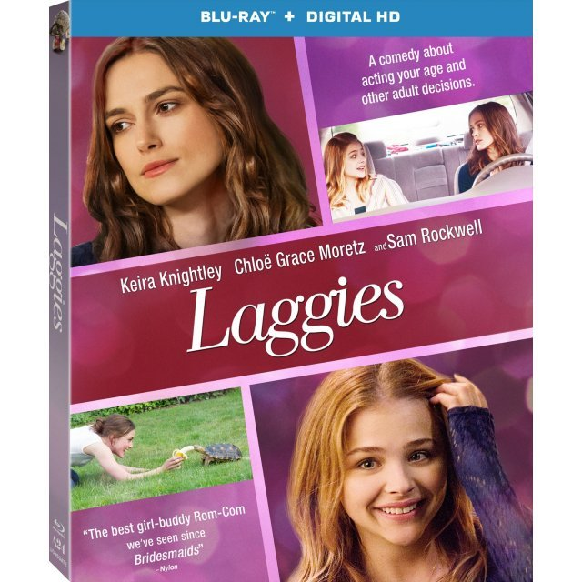 Laggies [Blu-Ray+Digital HD]