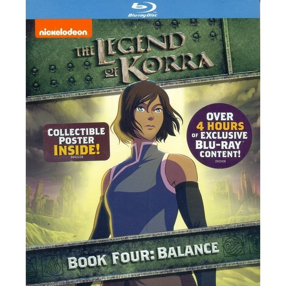 Legend of Korra: Book Four - Balance