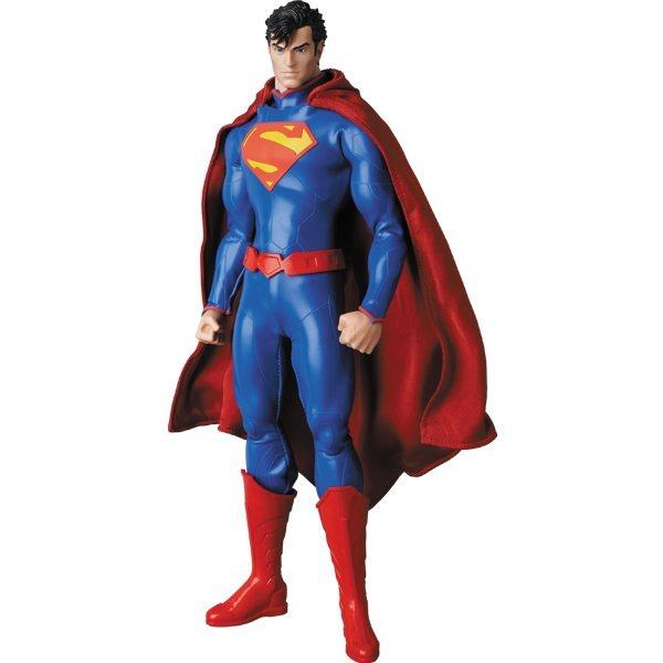 Real Action Heroes No. 702 Justice League: Superman (The New52 Ver.)