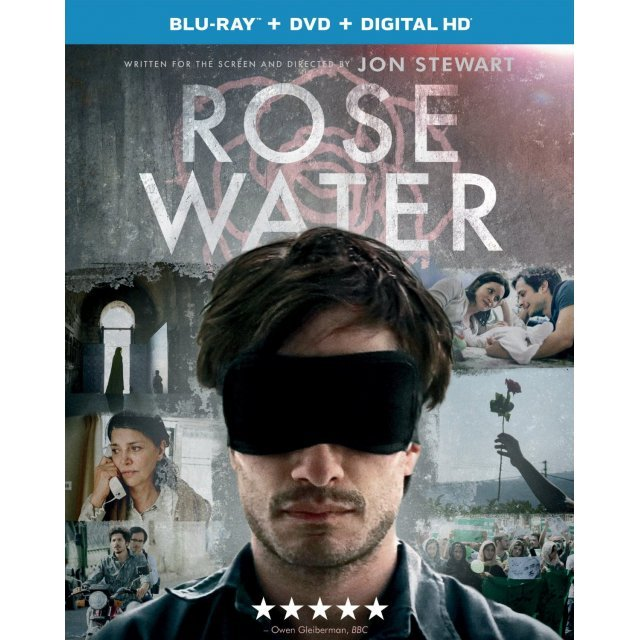 Rosewater [Blu-ray+DVD+Digital HD]