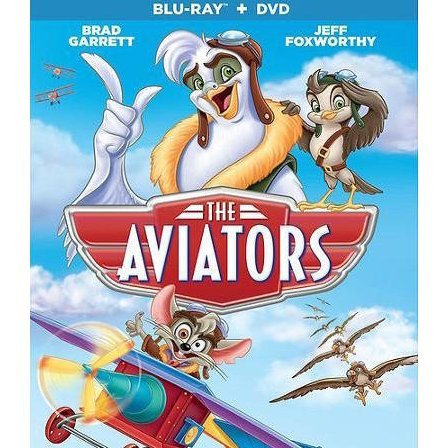 The Aviators [Blu-ray+DVD]