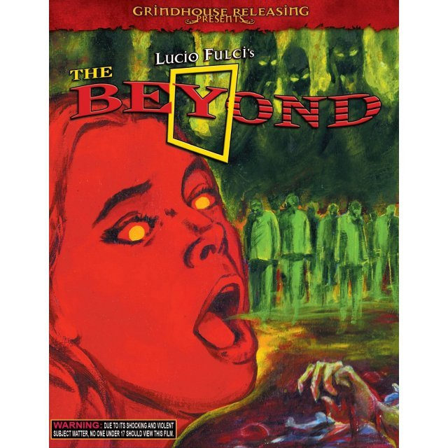 The Beyond (Collector's Edition) [Blu-ray+CD]