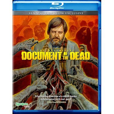 The Definitive Document of the Dead [Blu-ray+DVD]