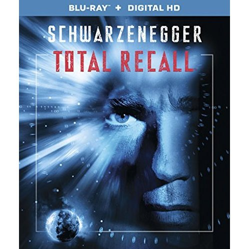 Total Recall [Blu-ray+Digital HD]