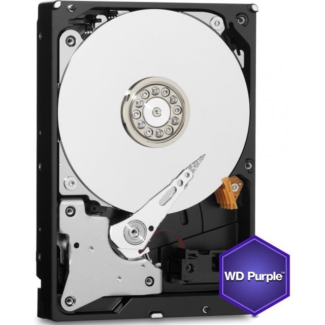 Western Digital WD Purple 2TB, SATA 6Gb/s