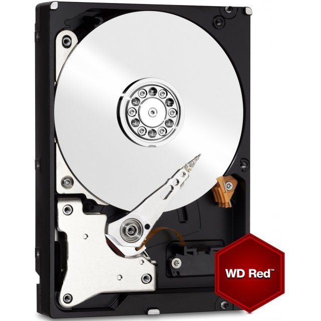 Western Digital WD Red 4TB, SATA 6Gb/s