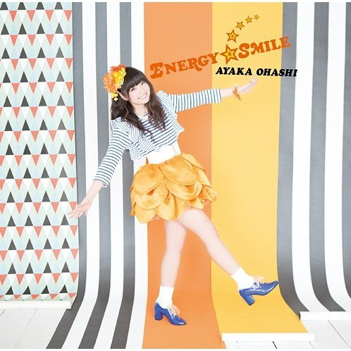 Energy Smile [CD+DVD Ayaka Edition]